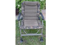 Fox R2 Camo Reclining Chair