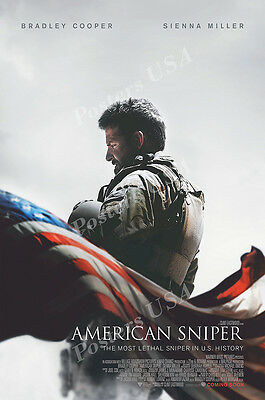 Posters Usa   American Sniper Movie Poster Glossy Finish   Mov527
