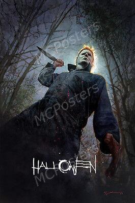 Posters USA - Halloween 2018 Movie Poster Glossy Finish - MCP589](Usa Halloween Movies)