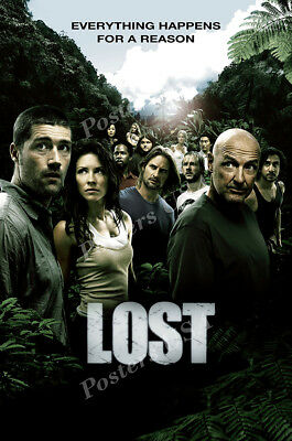 Posters USA - Lost TV Show Series Poster Glossy Finish - TVS152