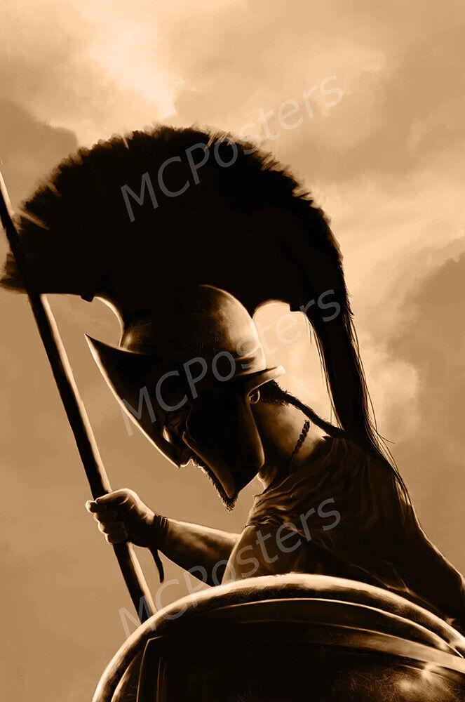 Posters USA - 300 Leonidas Movie Poster Glossy Finish - MCP7