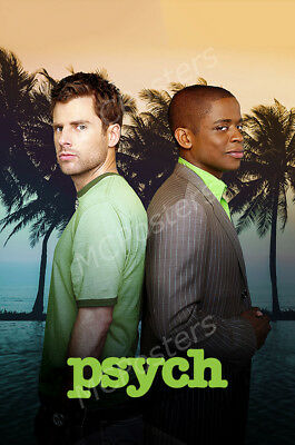 Posters USA - Psych TV Show Series Poster Glossy Finish - TVS663