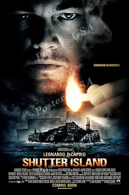 Posters USA - Shutter Island Movie Poster Glossy Finish - MOV133