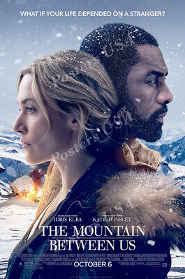 Posters USA - The Mountain Between Us Movie Poster Glossy Finish - FIL694