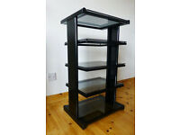 Hi-Fi Stand: Target - 5 Shelves, Excellent condition