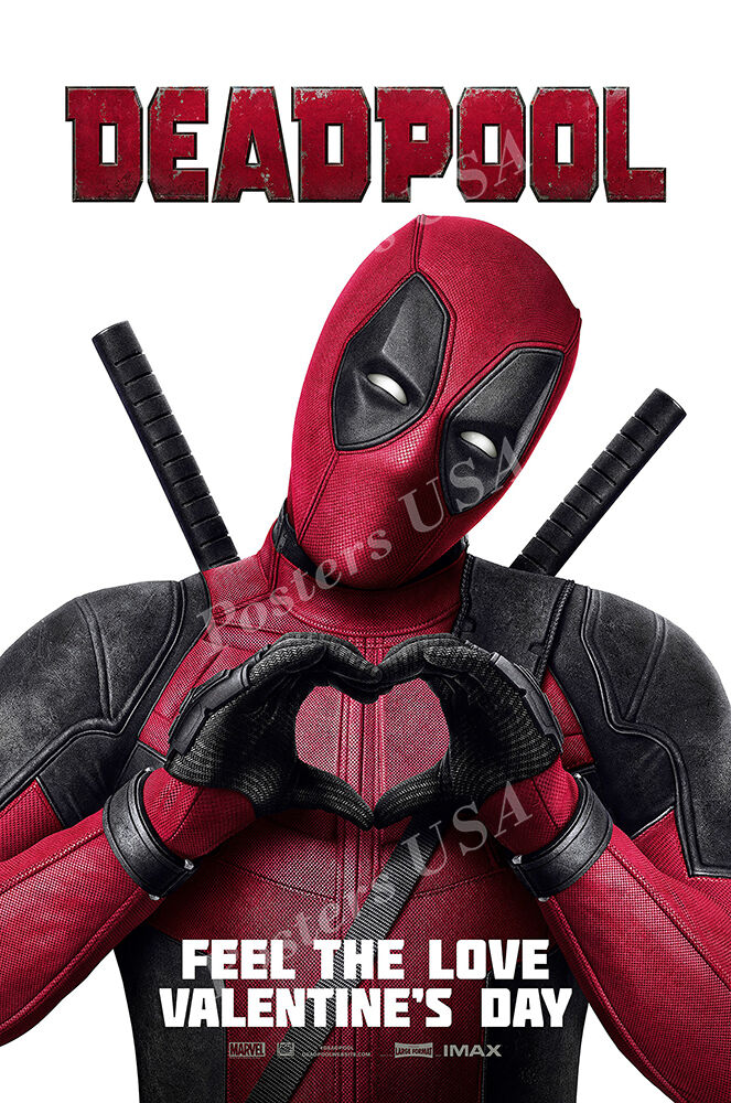 Posters USA - Marvel Deadpool Movie Poster Glossy Finish- FI