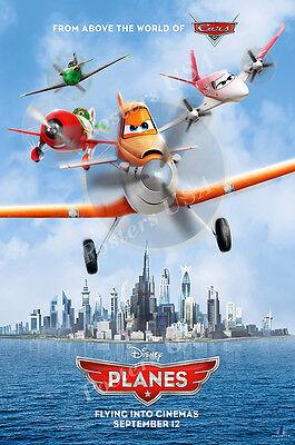 - Posters USA - Disney Pixar Planes Movie Poster Glossy Finish - MOV689