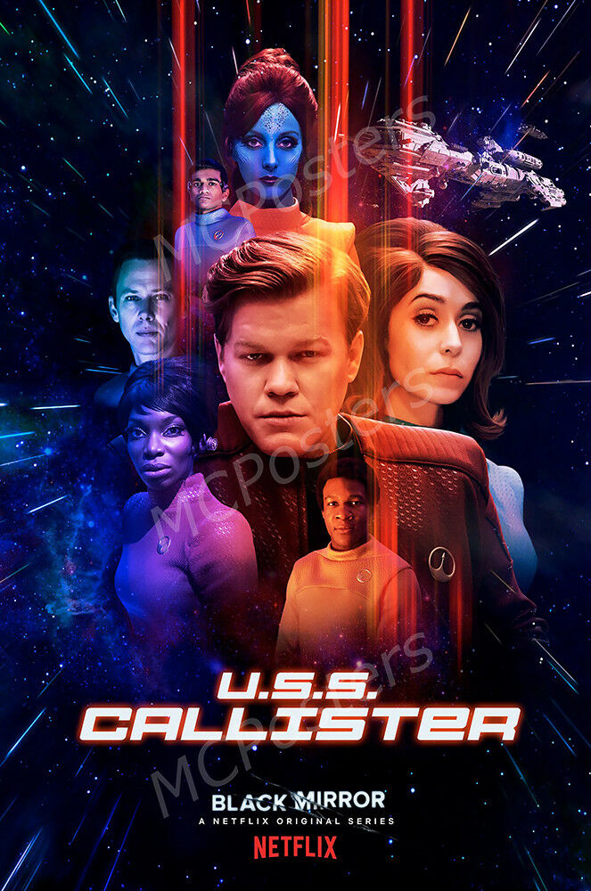 Posters USA - Black Mirror TV Show Series Poster Glossy Fini