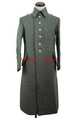 WWI German Empire M1907 Wool Overcoat M