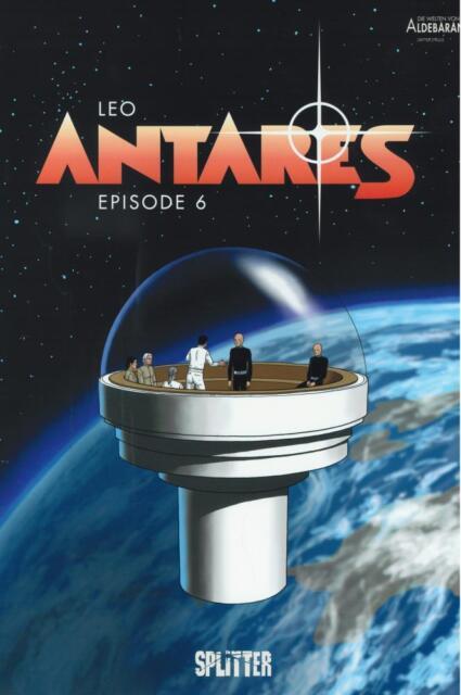 Antares 6, Splitter
