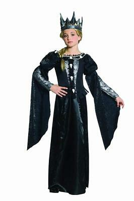 Snow White and The Huntsman Deluxe Ravenna Skull Dress Tween Costume](Snow White And The Huntsman Dress)