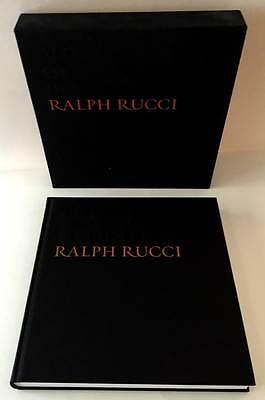 Ralph Rucci: Autobiography of a Fashion Designer Ralph Rucci 2013 1st edition