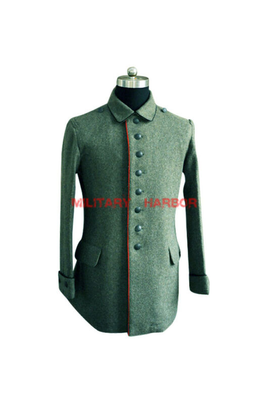 WWI German Empire Pioneer wool Feldrock tunic