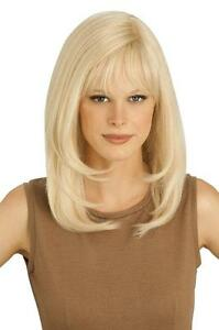 Real Hair Blonde Wigs ef5953e8dd