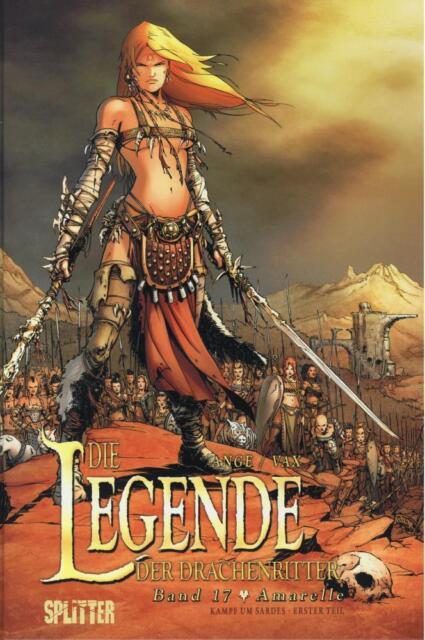 Die Legende der Drachenritter 17, Splitter