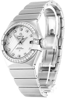 123.15.27.20.55.001 | BRAND NEW 100% AUTHENTIC OMEGA CONSTELLATION WOMENS WATCH