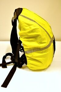 HI VIS VIZ Reflective safety wear backpack bag cover high visibility Waterproof