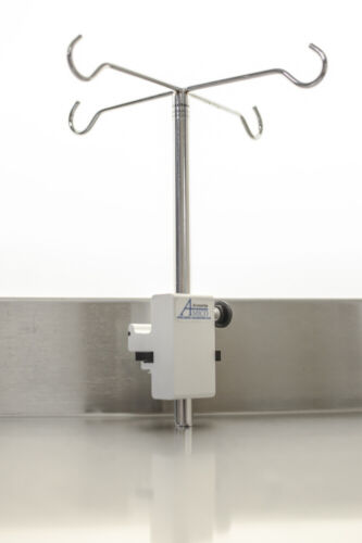 Amico Infusion Equipment Mount IV Hook 4 Hook w/ Clamp