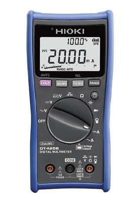 Hioki Dt4256 Digital Multi Meter Multimeter From Japan W Tracking New