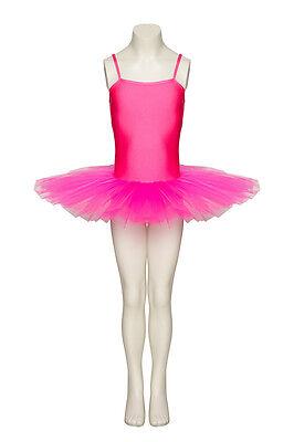 (FANCY DRESS PRINCESS FAIRY BALLERINA DANCE BALLET PARTY TUTU ALL SIZES & COLOURS)
