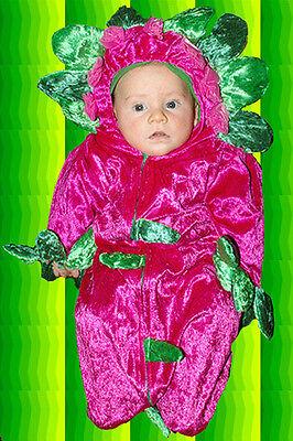 206✪ Baby Kostüm Kleine Blume Strampelanzug Jungen Mädchen - Baby Strampelanzug Kostüme