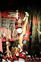 Recreational cheerleading classes!