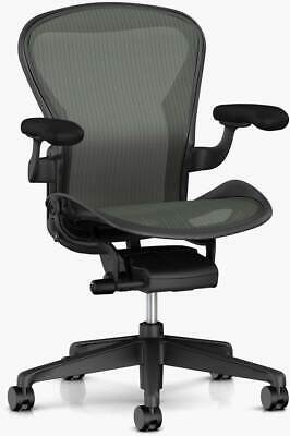 Authentic Herman Miller Aeron Chair - Size B Design Within Reach