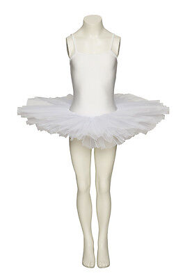 White Swan Halloween Ballet Fancy Dress Costume Tutu Outfit All Sizes By Katz  ()