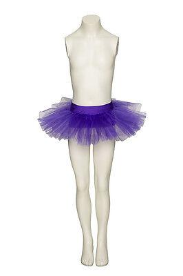 Ladies Girls Dance Ballet Fancy Dress Tutu Skirt Halloween Costume Outfit Katz ()