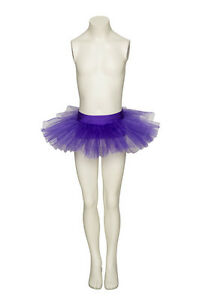 Ladies-Girls-All-Colours-And-Sizes-Dance-Ballet-Fancy-Dress-Tutu-Skirt-By-Katz