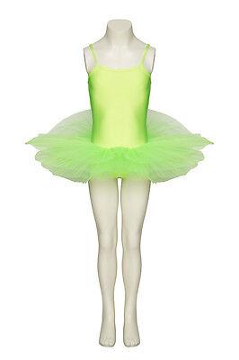 Grün Tinkerbelle Halloween Kostüm Tutu Outfit Kostüm Alle Größen von - Kostüm Von Tinkerbell
