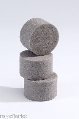 Cylinders Dry SEC Floral Foam Round Dried & Silk Flower Smithers Oasis Floristry