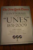 LIVRE THE NEW YORK TIMES (L'INTÉGRALE DES 'UNES' 1851-2009)