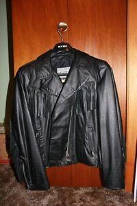 women's leather jacket Peterborough Peterborough Area image 1