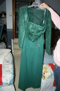 Mother of the Bride Dress with Lace Jacket Kingston Kingston Area image 2