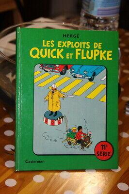 Les exploits de Quick et Flupke- 11 ème série