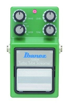 NEW Ibanez Overdrive for guitar Turbo Tube Screamer TS9DX  genuine from JAPAN for sale  Shipping to United States