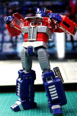 "KBB MP10V Downsized Masterpiec G1 Optimus Prime Metal Version 8/"" Action Figure"