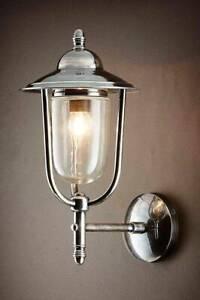 Pier Outdoor Wall Light Antique Silver EJI-ELPIM51230AS