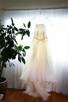 WHITE by Vera Wang (Wedding Dress/Robe de mariée)