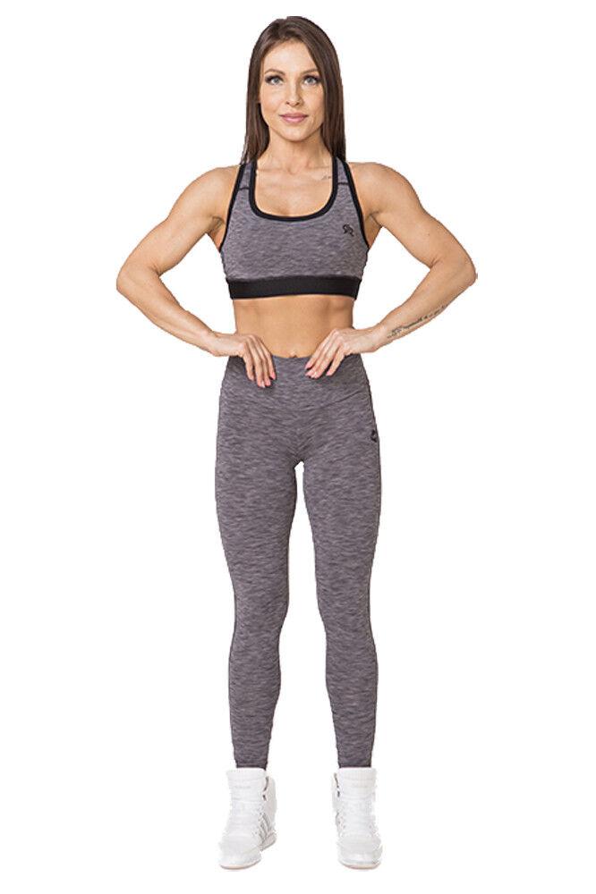 ROUGH RADICAL Damen Funktionshose lang Fitnesshose Sport Leggings Laufhose BRUSH