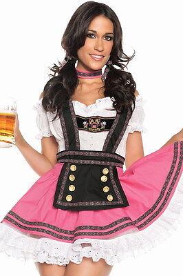 utschen Oktoberfest Bayerischen für Frau Karneval Halloween (Deutsche Halloween-kostüme)