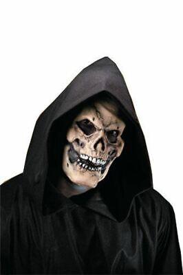 Reel F/X - Latex Bones Skull Face Grim Reaper adult Halloween costume accessory