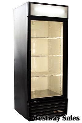 True Gdm-26 30 1 Door Merchandiser Cooler Refrigerator Free Shipping