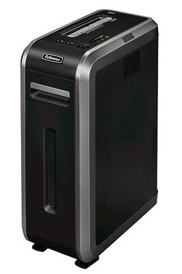 Fellowes Silentshred Commercial Sb-125ci Powershred Paper Shredder Cross Cut