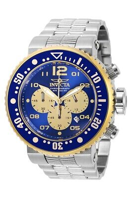 Invicta 29760 Pro Diver 52MM Men's Stainless Steel Watch