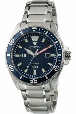 Citizen Men's Eco-Drive Analog Watch - BM7450-81L NEW