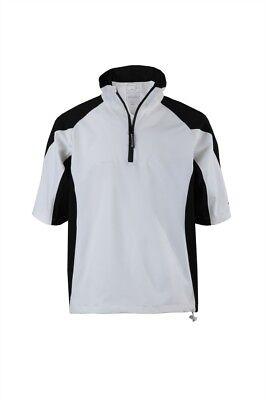 Woodworm Golf V2 Waterproof Half Sleeve Top Pullover Jumper -