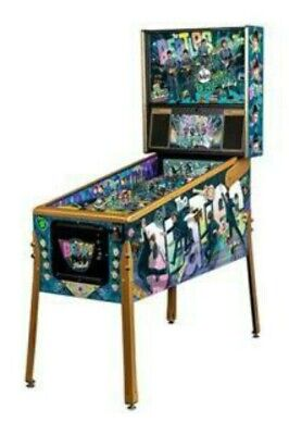 Beatles Gold Pinball Machine by Stern- FREE SHIPPING