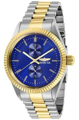 Invicta Men's 29424 Specialty Two-tone Stainless Steel 43mm Case 50M W/R Watch